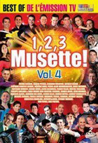 DVD 123 MUSETTE   Vol 4