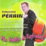 CD Sébastien PERRIN 'Ma valise à refrain'