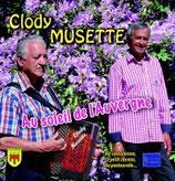 """CD CLODY MUSETTE """"Au soleil d'Auvergne"""""""