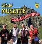 """CD CLODY MUSETTE """"Ciel d'Auvergne"""""""