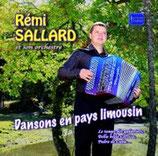 "CD Rémi SALLARD  ""Dansons en pays Limousin"""