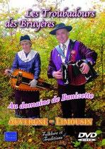 """DVD Les Troubadours des bruyères: """"Au domaine de Banizette"""""""