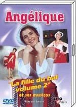 DVD Angélique 'La fille du bal vol 2'  19.90€