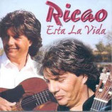 "CD RICAO ""Esta la vida"""