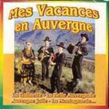 CD Mes vacances en Auvergne