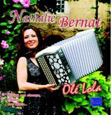 "CD Nathalie BERNAT  ""Olé Lola"""