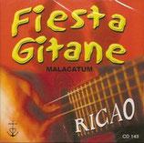 "CD FIESTA GITANE ""MALACATUM"" compil RICAO vol1"