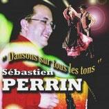 CD Sébastien PERRIN 'Dansons sur tous les tons'