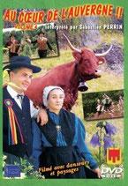 """DVD """"Au coeur de l'Auvergne"""" vol4"""