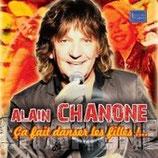 CD Alain CHANONE 'Ça fait danser les filles'
