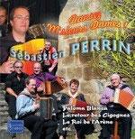 CD Sébastien PERRIN 'Dansez M'sieurs dames'