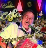 """CD Emilio CORFA """"Je viens jouer chez vous"""""""