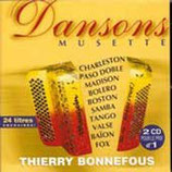 "CD Thierry BONNEFOUS ""Dansons musette"" 2 CD"
