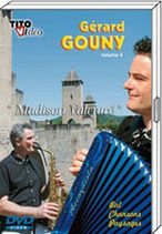 "DVD Gérard GOUNY ""Madison Valentre"""