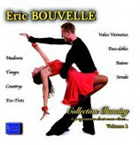 CD Eric BOUVELLE - collection dancing vol 1