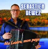 """CD  Sébastien DEWEZ  """"Ma Lozère mon pays"""""""