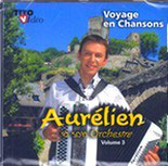CD AURELIEN 'Voyage en chansons'