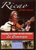 "DVD RICAO  ""l'ame gitane"""