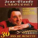 CD Jean Claude LABOUCHET '30 ans musette'