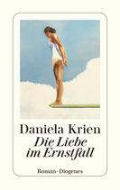 Daniela Krien - Die Liebe im Ernstfall - Taschenbuchausgabe