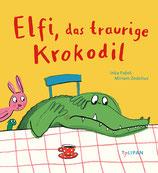 ab 3 Jahren / Inka Pabst / Mriam Zedelius: Elfi, das traurige Krokodil.