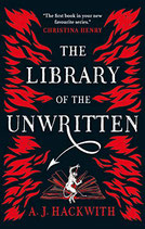 A.J. Hackwith - Library of the Unwritten
