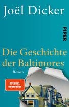 Joël Dicker, Die Geschichte der Baltimores