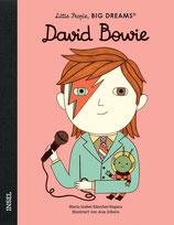 ab 5 Jahren / María Isabel Sánchez Vegara: David Bowie.