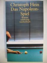 Hein, Christoph - Das Napoleon-Spiel