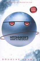 Douglas Adams - Ultimate Hitchhiker's Guide to the Galaxy: The Complete Trilogy in Five Parts