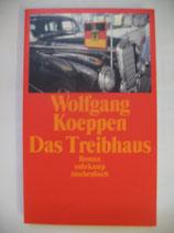Koeppen, Wolfgang - Das Treibhaus