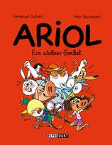 ab 6 Jahren / Emmanuel Guibert, Marc Boutavant: Ariol 12. Ein stolzer Gockel.
