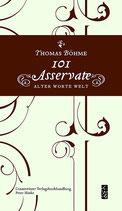 Böhme, Thomas - 101 Asservate