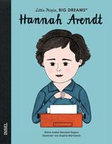 ab 4 Jahren / María Isabel Sánchez Vegara: Hannah Arendt