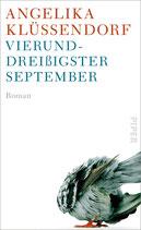 Angelika Klüssendorf, Vierunddreißigster September