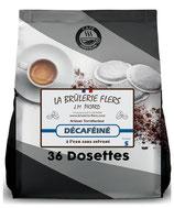 DECAFEINE A L'EAU 36 dosettes
