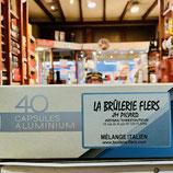 MELANGE ITALIEN 40 capsules aluminium