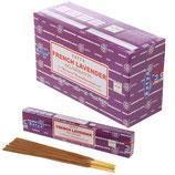 Satya Nag Champa Räucherstäbchen Französischer Lavendel