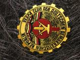 Vespa Aufnäher rund Vespa Club der DDR