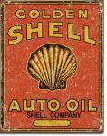 Golde Shell