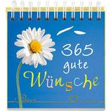 Aufstellbuch 365 gute Wünsche