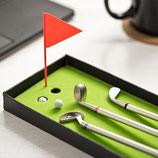 Golfset Deluxe Kugelschreiber
