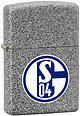 Zippo FC Schalke 04 Iron Stone