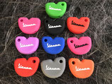 Verkleidung für Original Vespa Schlüssel, diverse Farben