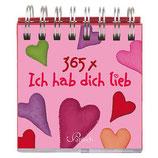 Kalender Ich hab dich lieb