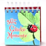 Aufstellbuch 365 Glücksmomente
