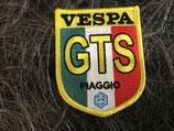 Vespa Aufnäher GTS