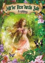 Mystery Kochbuch: Mit der Hexe durch das Jahr FRÜHLING
