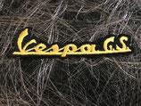 Vespa Aufnäher Schriftzug GS