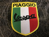 Vespa Aufnäher Piaggio Vespa
